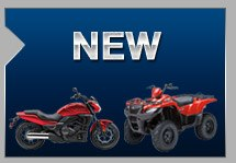 New Motorcycles and ATVs