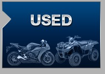 Used Motorcycles and ATVs